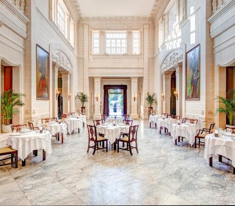 The Corinthia Palace Hotel